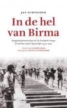 Jan  Schneider In de hel van Birma