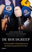 Natascha van Weezel Anet Bleich, De houdgreep