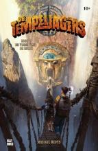 Michael Reefs , De Tempeljagers - De vloek van de Inca`s