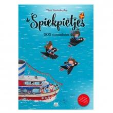 Thaïs  Vanderheyden SOS Stoomboot