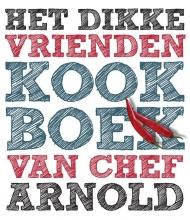 Fons  Burger Het dikke vrienden kookboek van