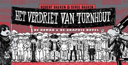 Robert  Baeken Het verdriet van Turnhout