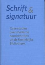 Schrift en signatuur