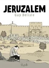 Guy  Delisle Jeruzalem