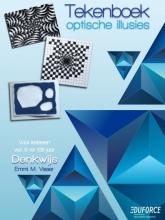 Emmi M. Visser , Tekenboek optische illusies