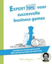 Petra Duijzer , Experttips voor succesvolle business games