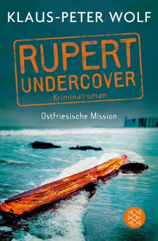 Klaus-Peter Wolf,Rupert undercover