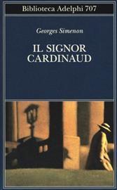 Simenon  Georges,Il signor Cardinaud