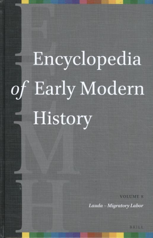 ,Encyclopedia of Early Modern History