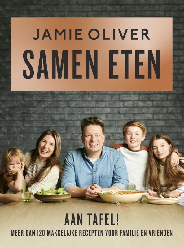Jamie Oliver,Samen eten