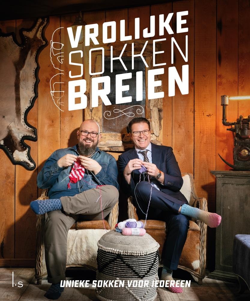 Dendennis, Wim Vandereyken,Vrolijke sokken breien