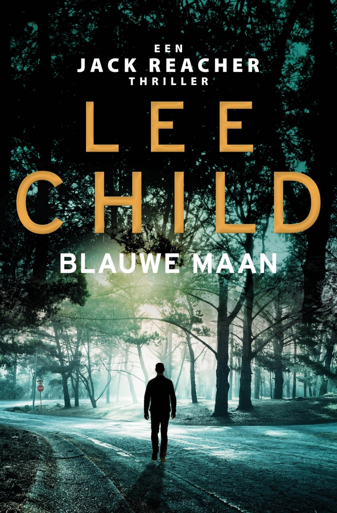 Lee Child,Blauwe maan