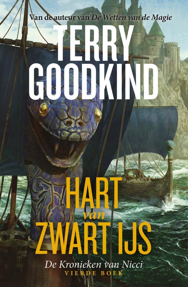Terry Goodkind,Hart van Zwart IJs