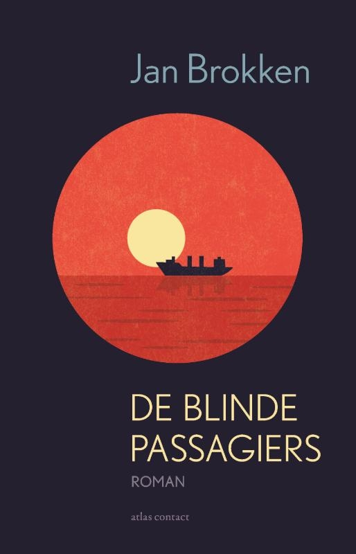Jan Brokken,De blinde passagiers