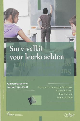 M. Le Fevere De Ten Hove,Survivalkit voor leerkrachten