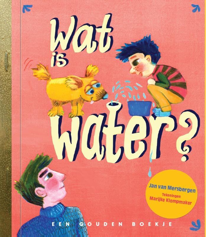 Jan van Mersbergen,Wat is water?