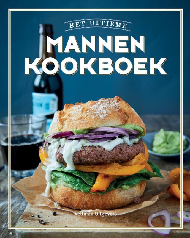 ,Het ultieme mannenkookboek