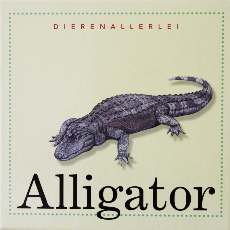 Jinny Johnson,Alligator