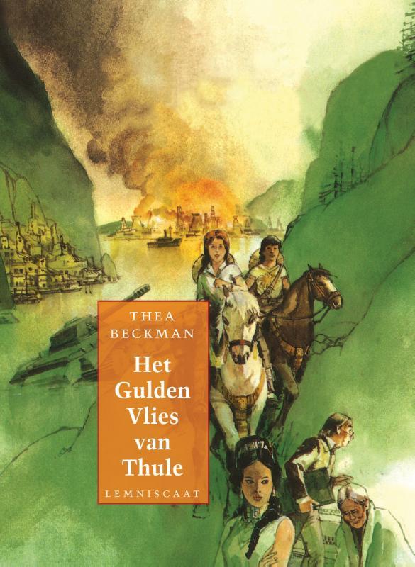Thea Beckman,Het Gulden Vlies van Thule