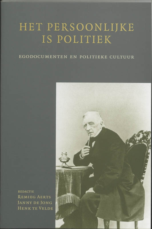 ,Het persoonlijke is politiek