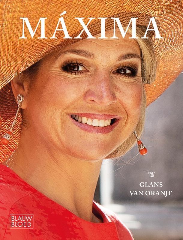 Simone Lamain,Máxima: glans van Oranje