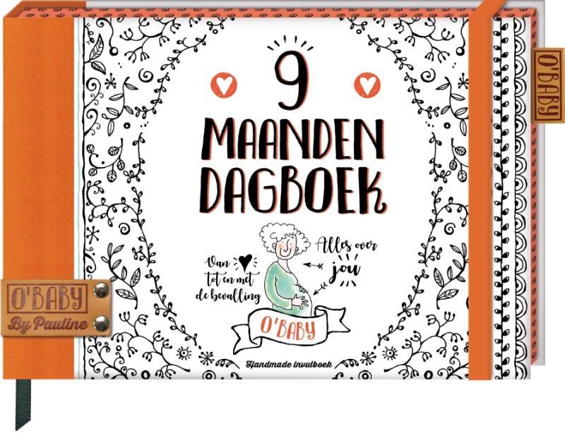 Pauline Oud,9 maanden dagboek