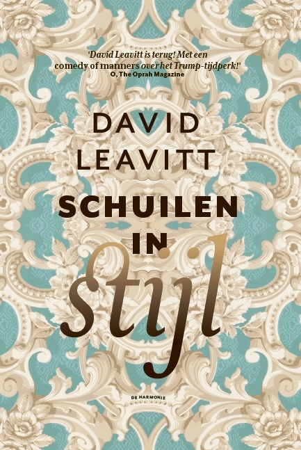 Leavitt David,Schuilen in stijl