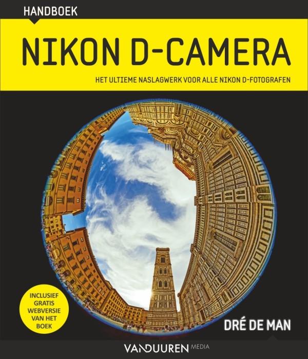 Dre de Man,Handboek Nikon D camera