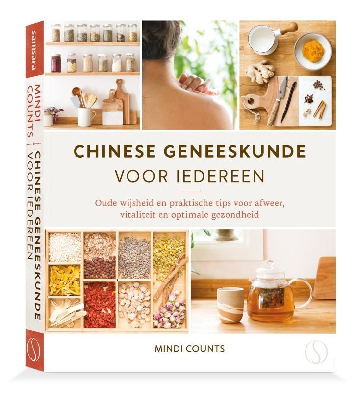 Mindi K. Counts,Chinese geneeskunde voor iedereen
