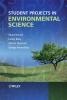 Harrad, Stuart,Student Projects in Environmental Science