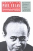 Celan, Paul,   Hamburger, Michael,Poems of Paul Celan