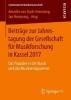 Annette Van Dyck-Hemming,   Jan Hemming,Beitrage Zur Jahrestagung Der Gesellschaft Fur Musikforschung in Kassel 2017
