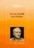 Von der Republik zum Prinzipat,Cicero - Vergil - Horaz - Augustinus