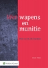 H.J.B. Sackers,Wet wapens en munitie