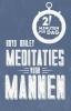<b>Boyd  Bailey</b>,Meditaties voor mannen