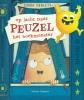 Emma  Yarlett,Op jacht naar Peuzel het boekmonster