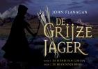 John  Flanagan,De Grijze Jager 1-2 DL
