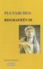 <b>Plutarchus</b>,Biografieën III