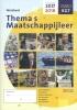 Janine  Middelkoop, George  Rinkel, Jasper van den Broeke, Jordi  Vermeulen,Thema`s Maatschappijleer voor VMBO kgt-niveau 2017-2018 werkboek
