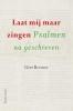 <b>Gert  Bremer</b>,Laat mij maar zingen