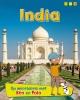 <b>Anita  Ganeri</b>,India, Op wereldreis met Ben en Polo