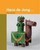 <b>Rob  Meershoek</b>,Hans de Jong (1932-2011) - keramist
