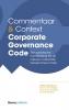M. van Olffen Reinier  Kleinpool,Commentaar & Context Corporate Governance Code