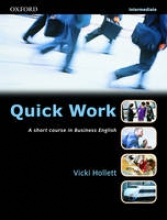 Quick Work. Intermediate. Student`s Book