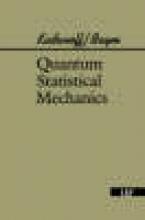 Leo P. Kadanoff,   Gordon Baym,   David Pines Quantum Statistical Mechanics