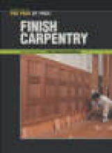 Cushman, Ted,   Dekorne, Clayton Finish Carpentry