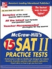 McGraw-Hill,Mcgraw-Hill`s 15 Practice SAT Subject Tests