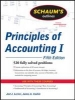 Lerner, Joel J,Schaum`s Outline of Bookkeeping and Accounting