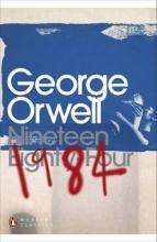 George,Orwell 1984 (penguin Modern Classics)