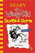 Jeff Kinney, Diary of a Wimpy Kid: Double Down (Diary of a Wimpy Kid Book